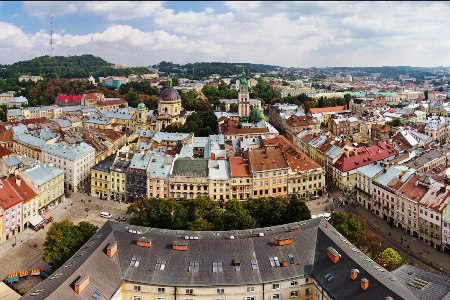 Поездка во Львов: 2 тура на выбор всего от 100 руб/от 4 дней