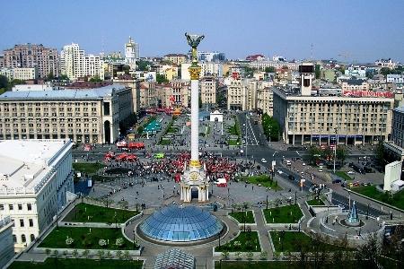 Киев древний и современный! из Минска 1