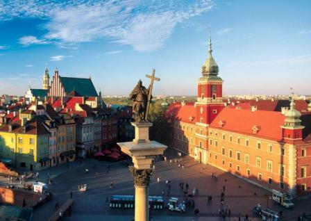 Варшава - Прага  - Амстердам + парк Кёкенхоф* из Минска 1