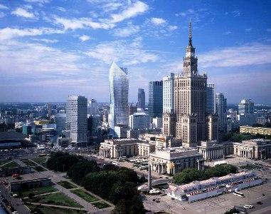 Варшава-Дрезден-Прага из Минска 1